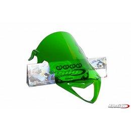 Puig Racing Windscreen Green For Kawasaki ZX-6R ZX6R 2000-2002