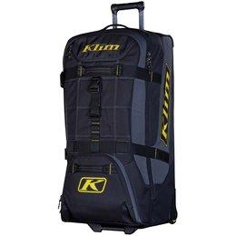 Klim Kodiak Maximum Cargo 36 X 18 X 18 Inch Rolling Gear Bag Black