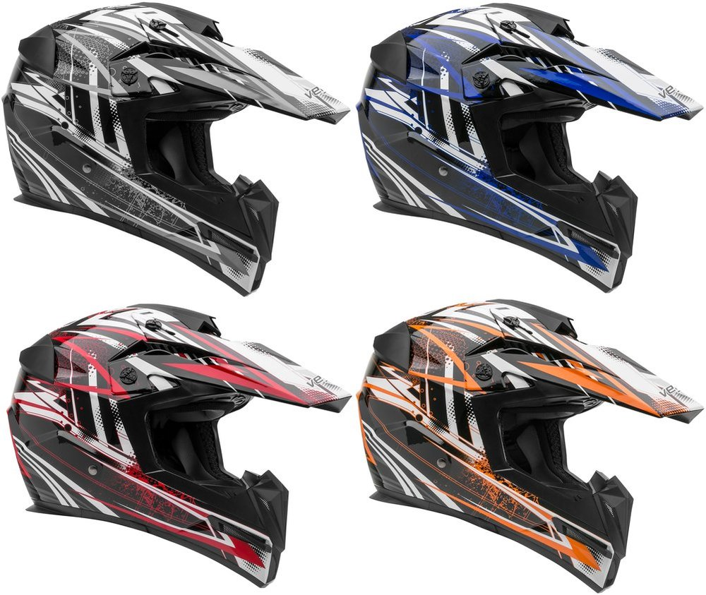 634bf349 $79.99 Vega Youth Mighty X Jr. Blitz MX Motocross Offroad #1007273