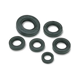 N/a Moose Racing Oil Seals For Kawasaki Kx-250 88-89