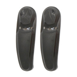 Alpinestars Mens S-MX SMX Plus 2011-2012 Replacement Boot Toe Sliders Pair Black