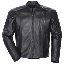 Black Tour Master Coaster 3 Leather Jacket