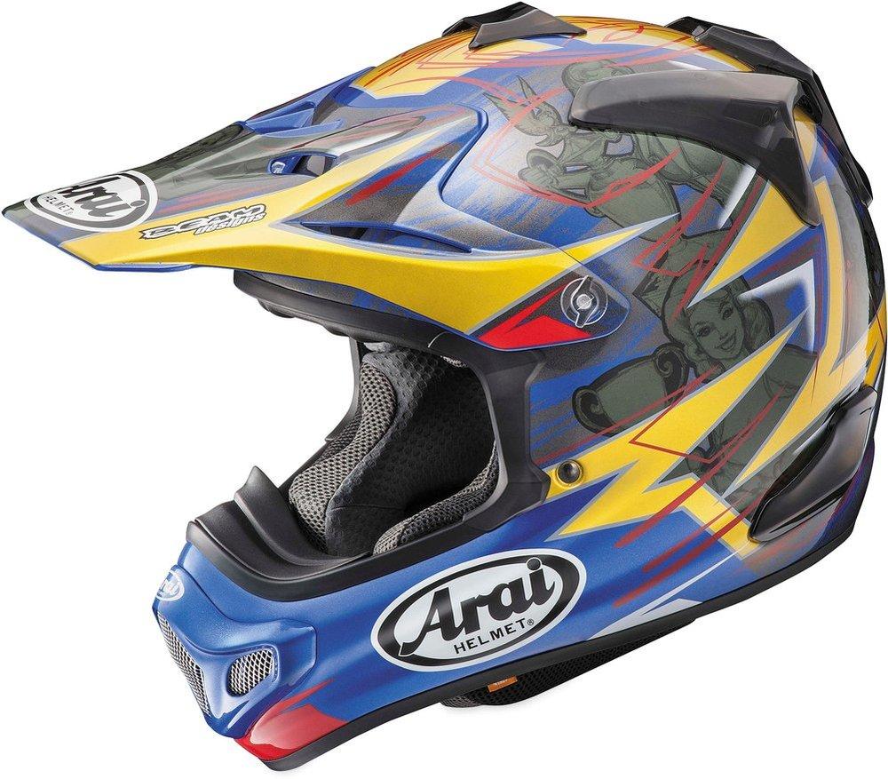 73995 Arai Vx-Pro4 Tickle Trophy Girl Mx Motocross 1021009-7643