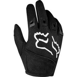 Fox Racing Kids Boys Dirtpaw Gloves Black