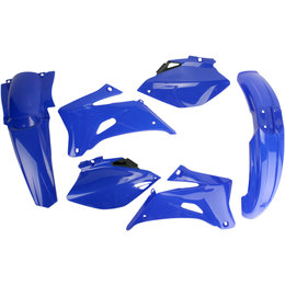 Acerbis Plastic Kit For Yamaha YZ250F YZ450F 2006-2009 Blue 2071110003 Blue