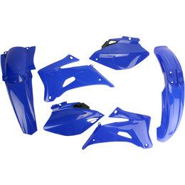 Acerbis Plastic Kit For Yamaha YZ250F YZ450F 2006-2009 Blue 2071110003 Blue