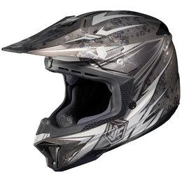 Black Hjc Cl-x7 Clx7 Pop N Lock Helmet