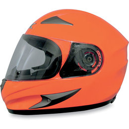 Safety Orange Afx Mens Fx-90 Fx90 Full Face Helmet