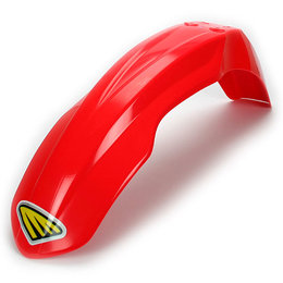 Cycra Performance Fender Front Red For Honda CR125/250 CRF250/450/250X/450X