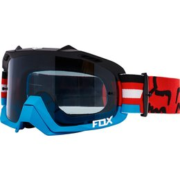 Fox Racing Air Defence Seca Goggles Red
