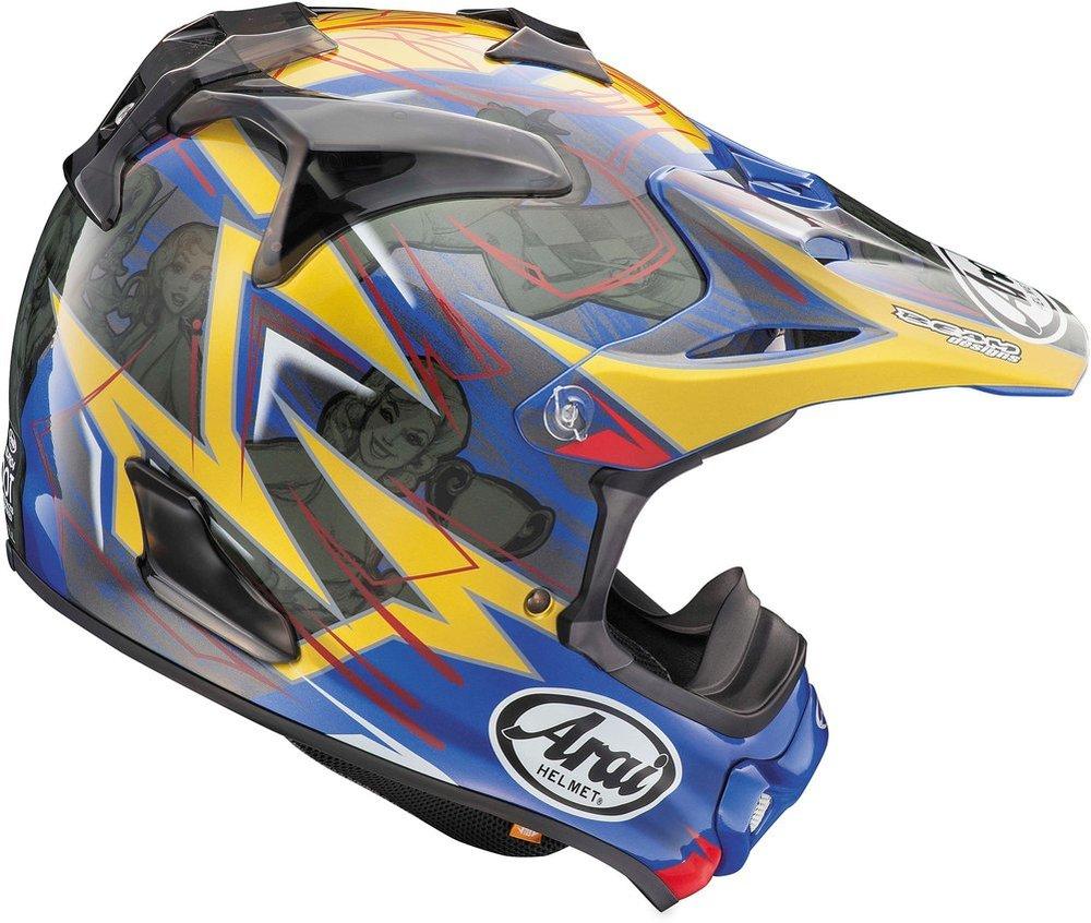 73995 Arai Vx-Pro4 Tickle Trophy Girl Mx Motocross 1021009-5761