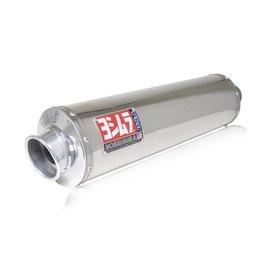 Stainless Steel Sleeve Muffler Yoshimura Rs-3 Bolt-on Muffler Stainless Aluminum For Suzuki Bandit 1200 1997-00