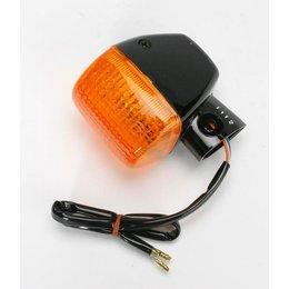 K&S Technologies Turn Signal Front Left Amber For Honda 83-96
