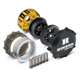 Hinson Complete Momentum Conventional Clutch Kit For Yamaha YZ450F HCS416 Unpainted