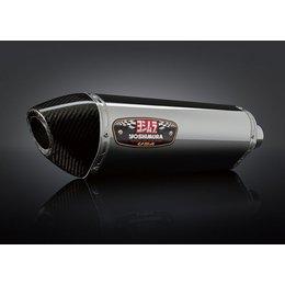 Stainless Steel Sleeve Muffler With Carbon Fiber Tip Yoshimura R-77 Slip-on Muffler Stainless Carbon For Suzuki Bandit 1250 Gsx1250fa