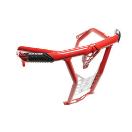 Skinz Next Level Series Front Bumper For Polaris Snowmobiles Red NXPFB200-RD Red