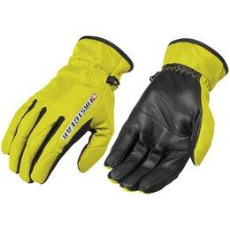 Day Glo Yellow Firstgear Womens Ultra Mesh Gloves 2013