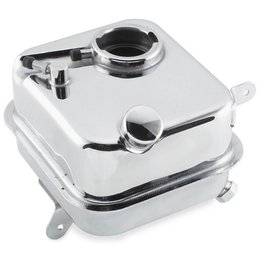 Chrome Bikers Choice Replacement Oil Tank For Harley Big Twin 65-82