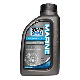 Bel-Ray Marine Synthetic Gear Oil 1 Liter Case Of 12
