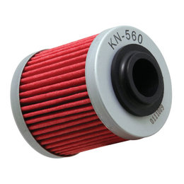 K&N PERFORMANCE OIL FILTER KN-560 CAN-AM DS 450/EFI/X