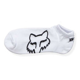 White Fox Racing Core No Show Socks Pair