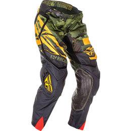 Fly Racing Mens Evolution 2.0 Code Pants Black