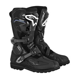 Alpinestars Mens Toucan Gore-Tex Motorcycle Riding Boots 2015 Black