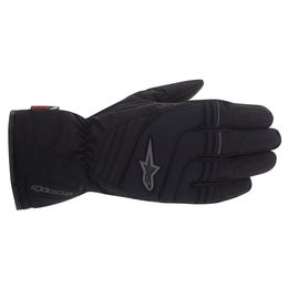Black, Grey Alpinestars Mens Transition Drystar Textile Gloves 2015 Black Grey