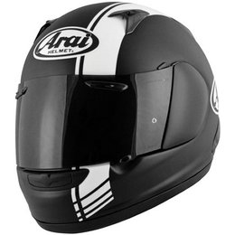 White Frost Arai Defiant Base Full Face Helmet