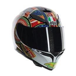 AGV K-3 SV Dreamtime Full Face Helmet Orange