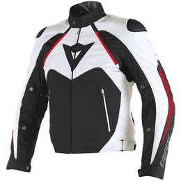 Dainese Mens Hawker D-Dry Armored Textile Jacket Black