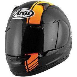 Orange Arai Defiant Base Full Face Helmet