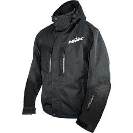 Black Hmk Maverick Snow Jacket