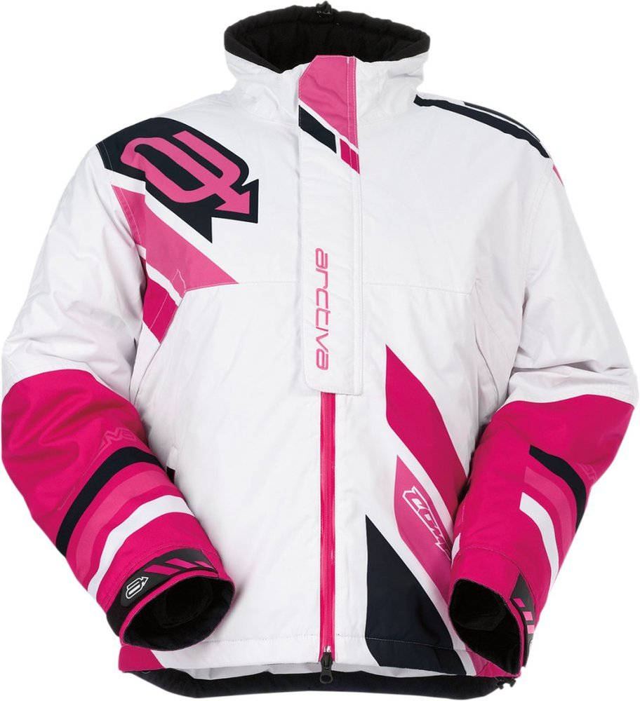 188 00 Arctiva Womens Comp Insulated Snowmobile Jacket