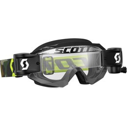 Scott USA Hustle Works Film System MX Offroad Goggles Grey
