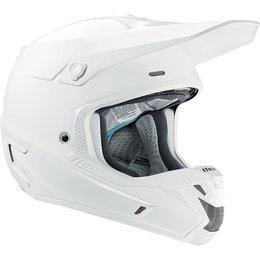 White Thor Verge Helmet 2013