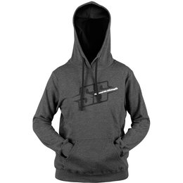 Speed & Strength Womens Comin' In Hot Slim Fit Pullover Hoody Grey
