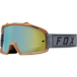 Fox Racing Youth Airspace Gasoline Goggles Grey