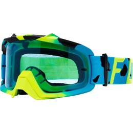 Fox Racing Air Space Grav Goggles Blue