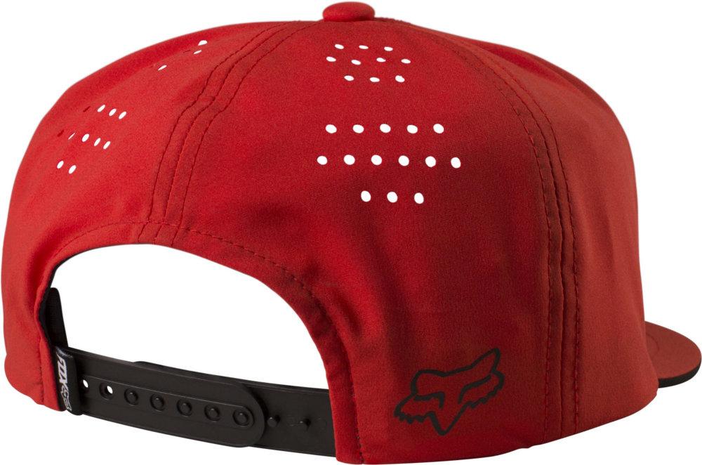 promo code c033a 00b75 ... os fox racing foxracing 194bb fd0bd  spain fox racing mens grav  adjustable snapback hat red 82d16 66bc9