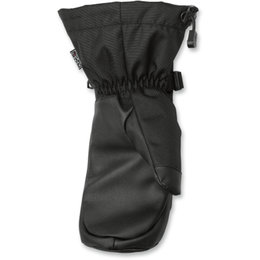 Arctiva Mens Pivot Insulated Waterproof Snow Mittens Black