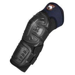 Black Fieldsheer Armadillo Protective Elbow Armor