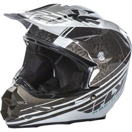 Fly Racing F2 Carbon Animal Helmet Black