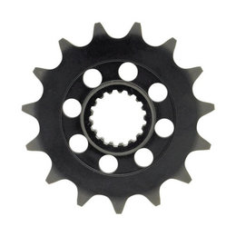 Steel Sunstar Front Sprocket 16t For Yamaha Fz6r Fz6-r 09-10