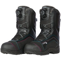 Divas Womens Avid Technical BOA Snowmobile Boots