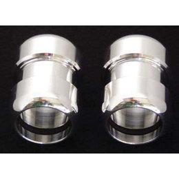Aluminum Modquad Exhaust Clamps Plain Toomey Cpi Atv Universal