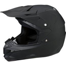 Z1R Roost SE Offroad MX Motocross DOT Approved Helmet Black
