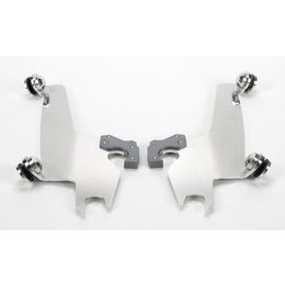 Memphis Shades Sport To Fat/Slim Plate Kit For Harley Davidson VRSCA/B