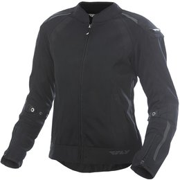 Fly Racing Womens Street CoolPro Mesh Jacket Black
