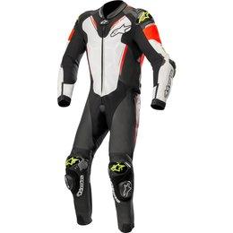 Alpinestars Mens Atem V3 1 Piece Leather Suit Black